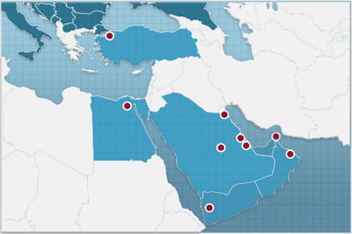 FBA Region Naher Osten